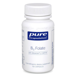 B12, Folate, Supplements, sold, holistic healthcare, Miami, Aventura, North Miami Beach